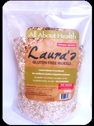 Laura's Gluten Free Muesli