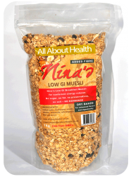 Nina's Low GI High Fibre Muesli