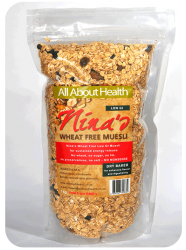 Nina's Low GI Wheat Free Muesli