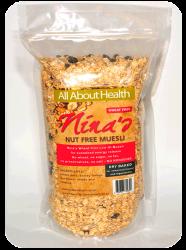 Nina's Nut Free Muesli