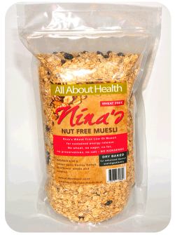 Nina's Nut Free Mues