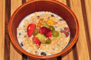 Muesli with Milk web