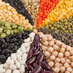 Cereals, Grains, Legumes & Pulses